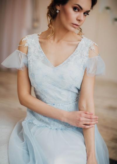 Свадебное платье «КРИСТЕЛЛ »