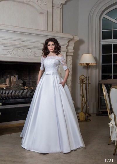 Свадебное платье Арт. 1123