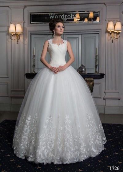 Свадебное платье Арт. 1121