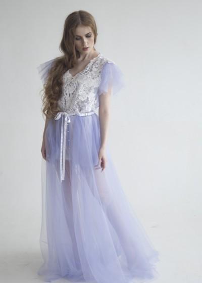 Будуарное платье «ФЛОРЕНЦ »
