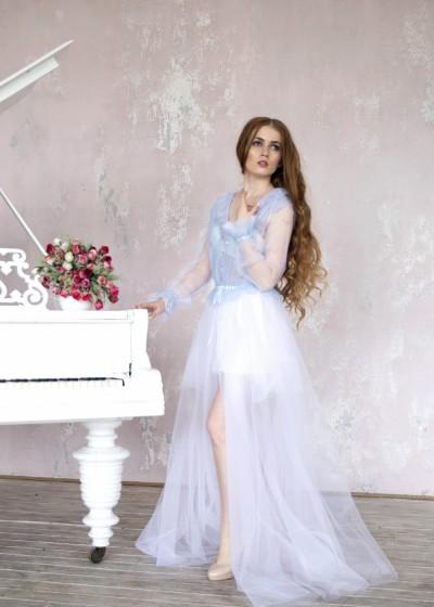 Будуарное платье «SELESTA»