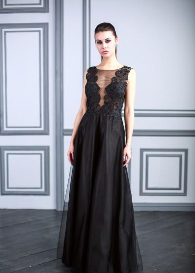 Вечернее платье «Мистик»