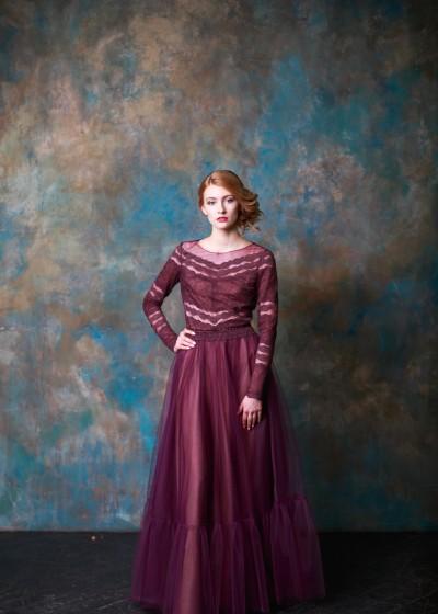 Вечернее платье «Виолет»