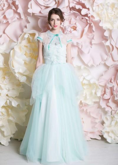 Свадебное платье «Жозефин»