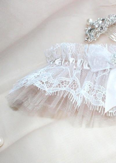 Свадебная подвязка (арт IMG_8451)