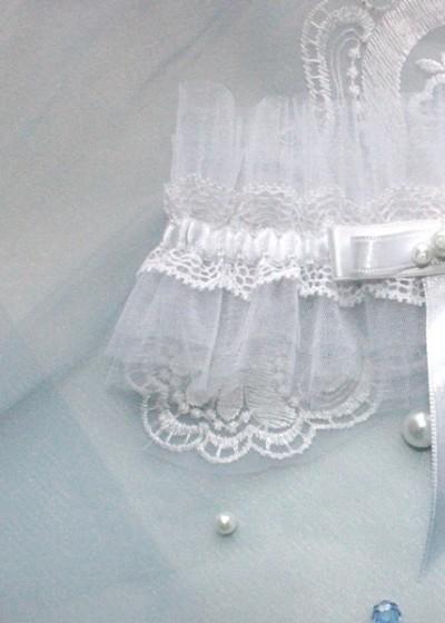Свадебная подвязка (арт IMG_8518)
