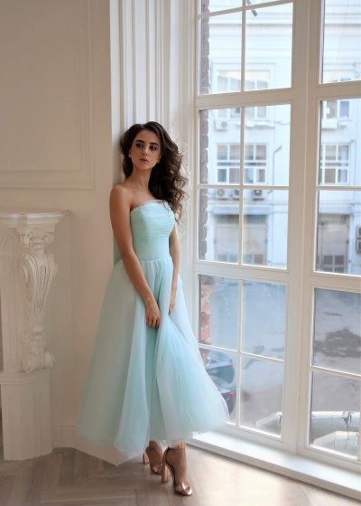 Коктейльное  платье «Биатрис»