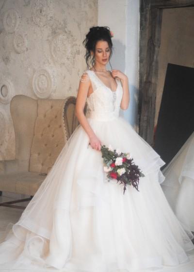 Свадебное платье «Розабелла»