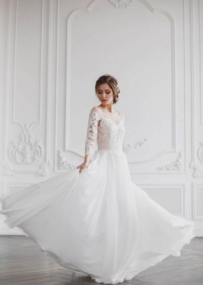 Свадебное платье «AMBER »