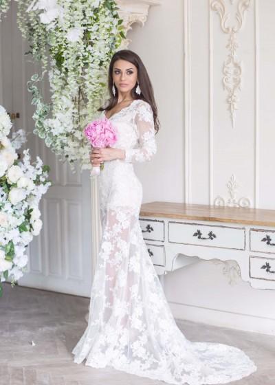 Свадебное платье «ДИАН »