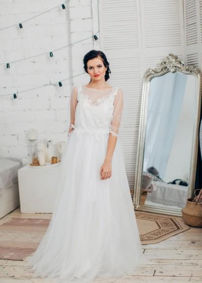 Свадебное платье «ОЛАЙМА»