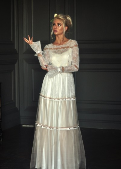 Свадебное платье «МИЛАДИЯ»