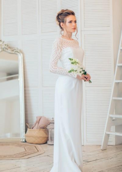 Свадебное платье «ФЛАВИ»