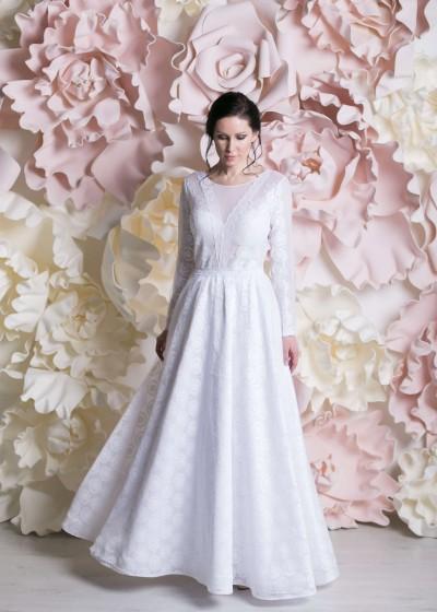 Свадебное платье «НИНЕТ »