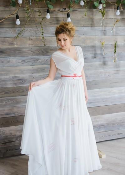 Свадебное платье (арт. 205)