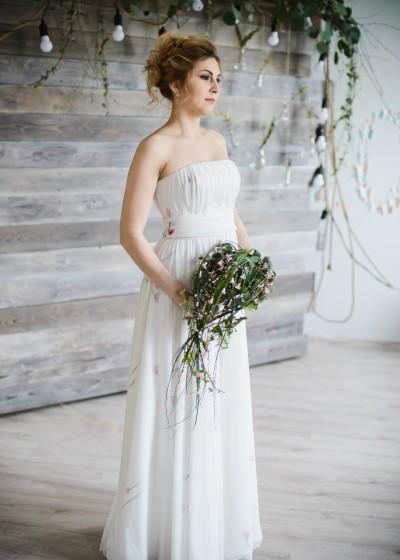 Свадебное платье (арт. 206)