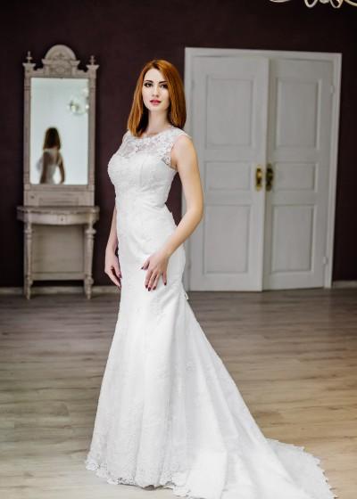 Свадебное платье « (арт. у-007) »