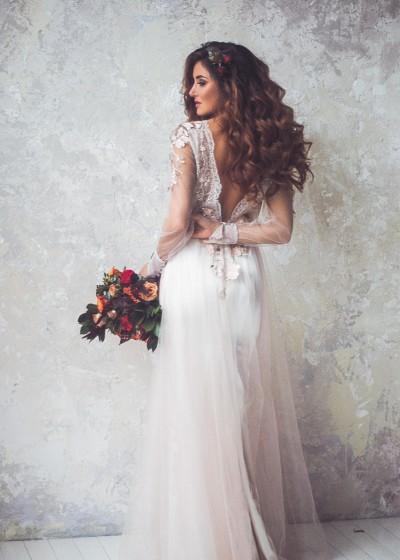 Свадебное платье «Грaция»