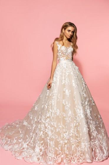bc9a151d4f8 Каталог свадебных платьев и аксессуаров — в салоне
