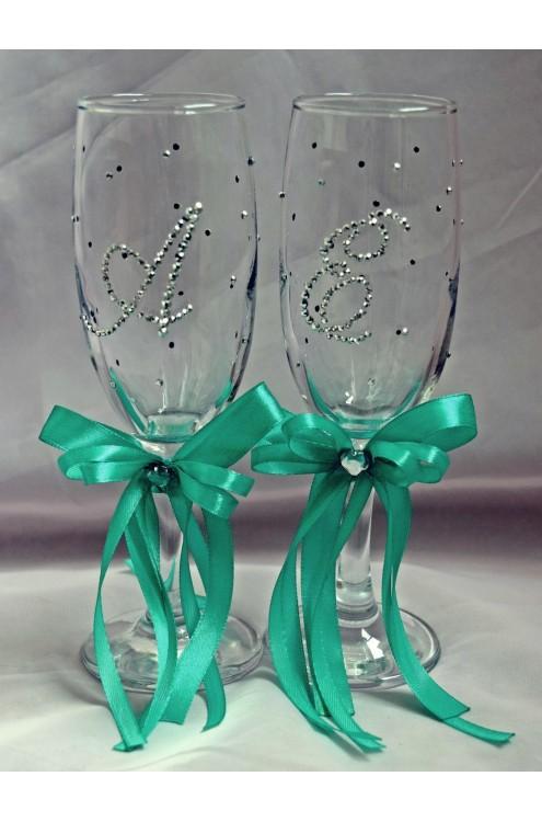 Свадебные бокалы арт. 231