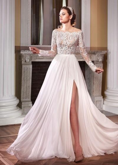 "Свадебное платье ""Салина"""