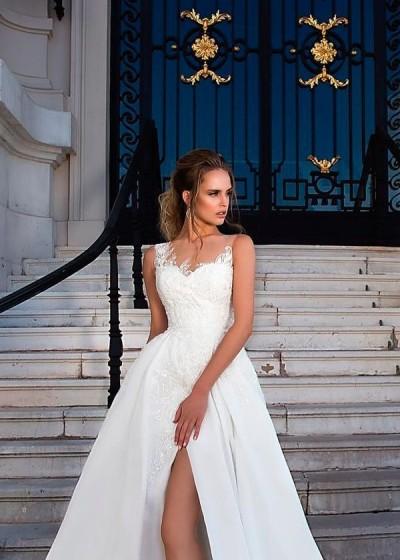 "Свадебное платье ""Флауэр"""