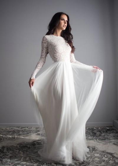 """Свадебное платье """"Хара"""""""
