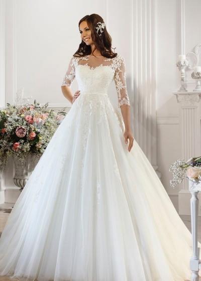 """Свадебное платье """"Мейбл"""""""