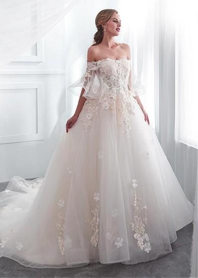"""Свадебное платье """"Рикена"""""""