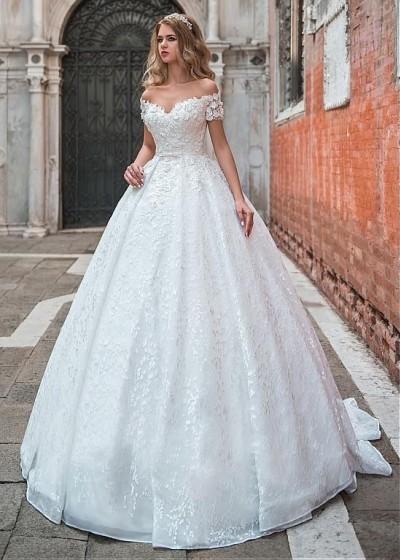 """Свадебное платье """"Нидия"""""""