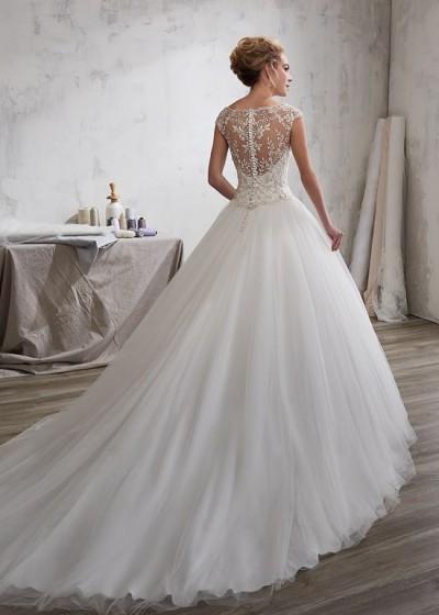 "Свадебное платье ""Рубина"""