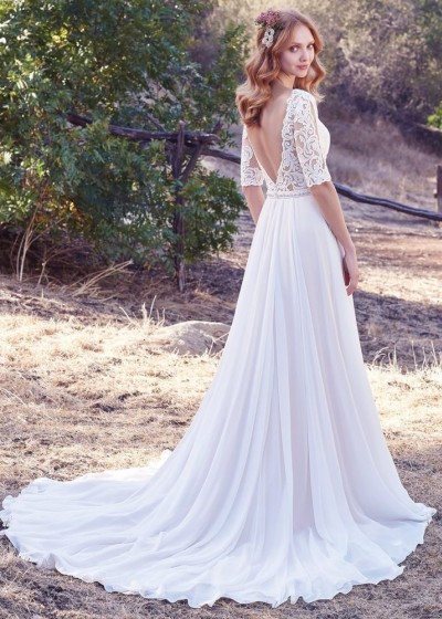 """Свадебное платье """"Бинди"""""""