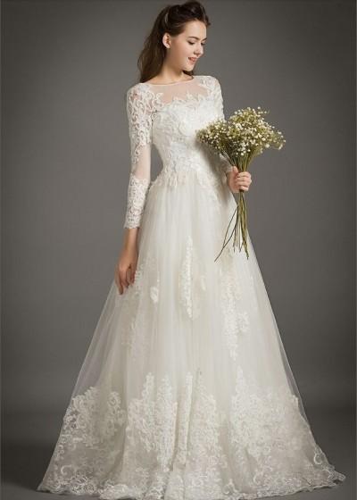 """Свадебное платье """"Неолин"""""""