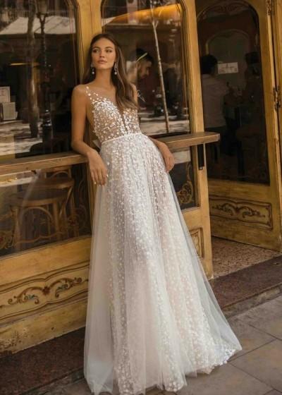 """Свадебное платье """"Лойс"""""""