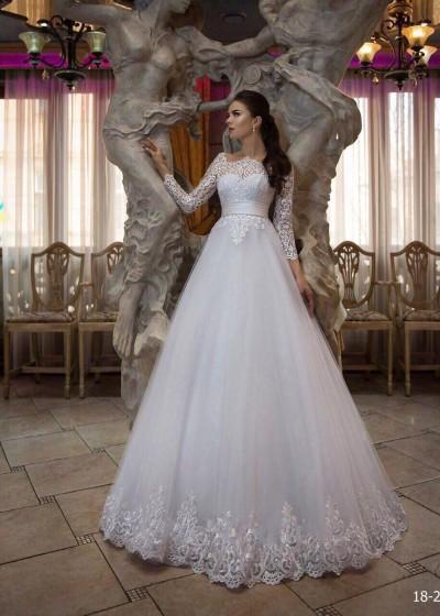 Свадебное платье Арт. 1136