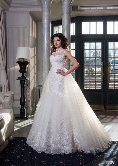 Свадебное платье Арт. 1151