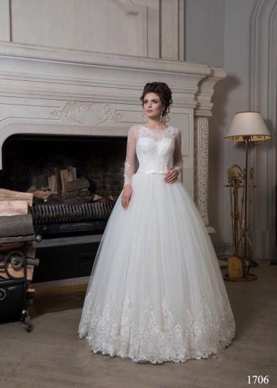 Свадебное платье Арт. 1154