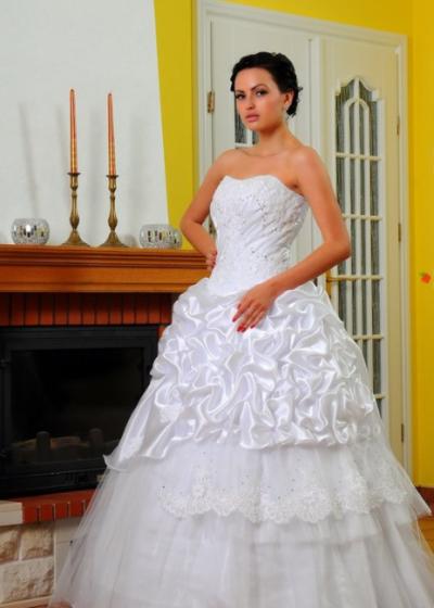 Свадебное платье Арт. 1185