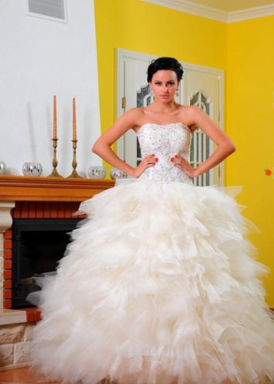 Свадебное платье Арт. 1187