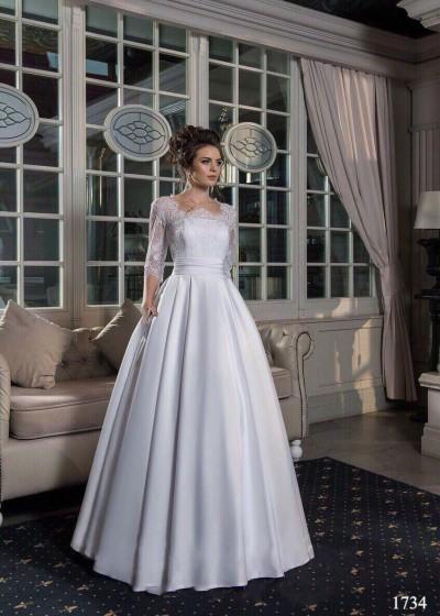 Свадебное платье Арт. 1119