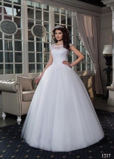 Свадебное платье Арт. 1124