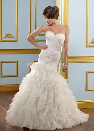Свадебное платье « (арт. tb-Vestido-De -Sereia) »