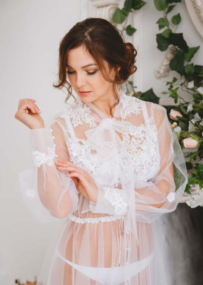 Будуарное платье «ЭЛИЗА»