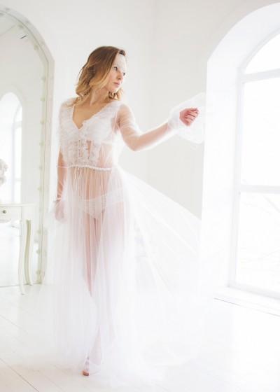 Будуарное платье «LILEIN»