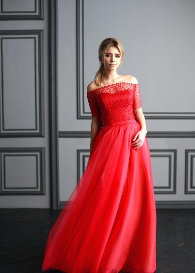 Вечернее платье «Миреил»