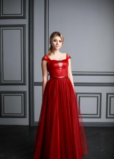 Вечернее платье «Виржини»