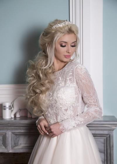 Свадебное платье «СУЛТАНА »