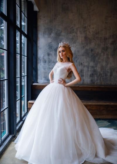 Свадебное платье Арт. 2455