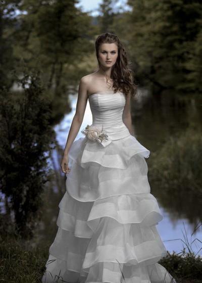 Свадебное платье « (арт. tb-5932cbd) »