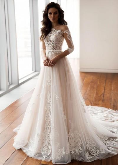 """Свадебное платье """"Эстер"""""""